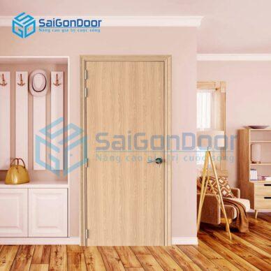 Cửa nhựa vân gỗ SYB.100-B06