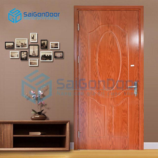Cửa nhựa vân gỗ cao cấp SYB.243.B05