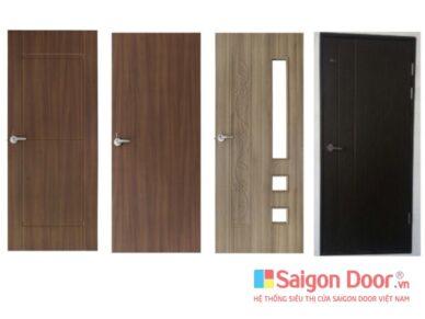 Bảng báo giá cửa nhựa giả gỗ ABS mới năm 2020 tại Sai Gon Door